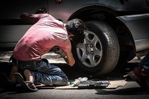 Ubezpieczenie dla mechanika - zdjęcie
